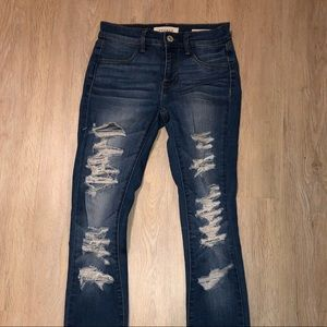 Pacsun Jegging Ripped Jeans Size 23